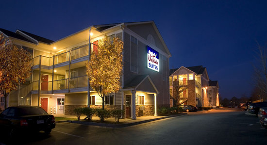 InTown Suites Charlotte Central
