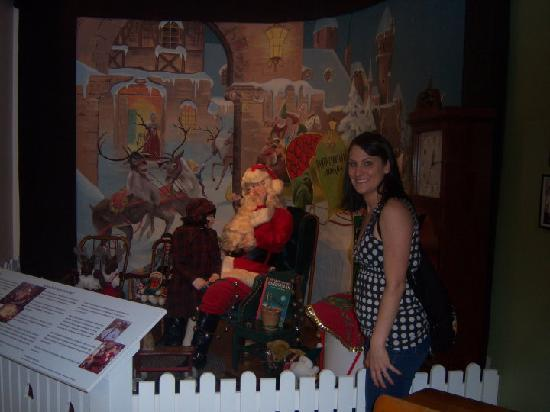 Santa Claus, IN: Inside the Museum: lots of great photo spots!