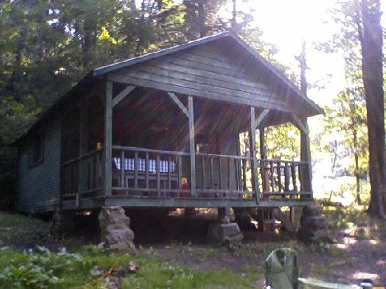 Salamanca, NY: Weller Cabin #12