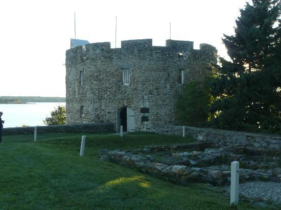 Mid Coast Maine, Мэн: Fort WIlliam Henry