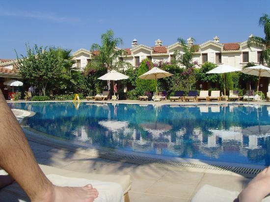 Dalyan Resort: the pool