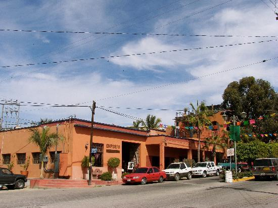 Todos Santos, Mexique : The original Hotel California made famous in the song by The Eagles.