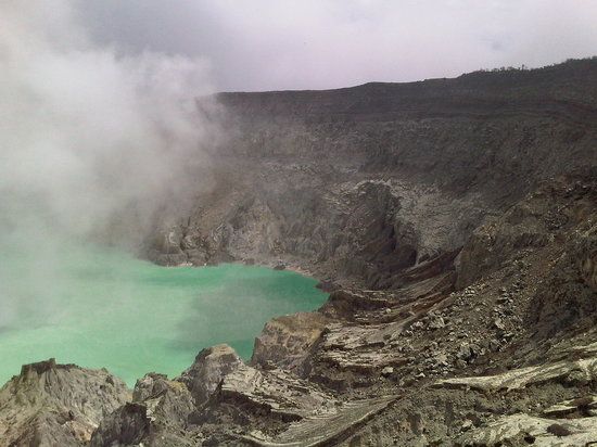 Ijen Crater (Kawah Ijen)