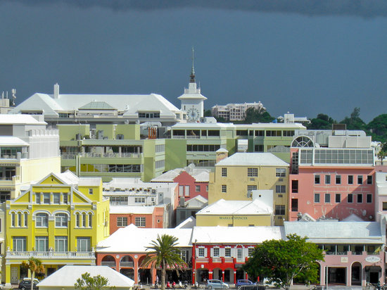Bermuda: Downtown Hamilton