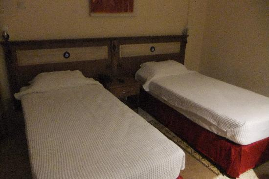 Hotel Mare: Beds in room no 302