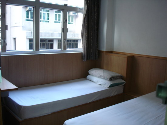 One of our triple rooms in Lee Garden Guest House.