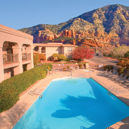 Sedona Real Inn and Suites: Welcome!