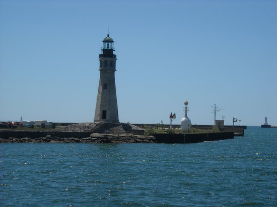 ‪‪Buffalo‬, نيويورك: Eire lake Light house‬