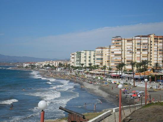 Torrox beach Sept 2010