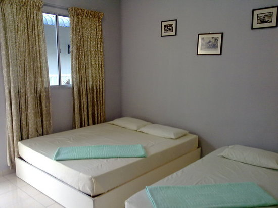 Nipah Guesthouse: Deluxe Chalet Interior