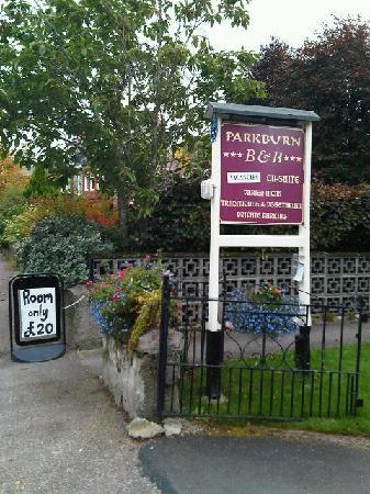 Parkburn Guest House: The &#39;&#39;Room only 20&#39;&#39; that turned into a 60 nightmare!!