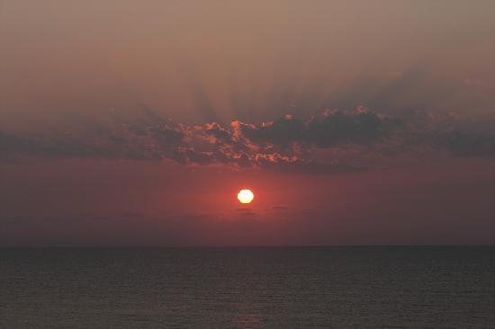 Myrtle Beach, SC: Sun rise~!