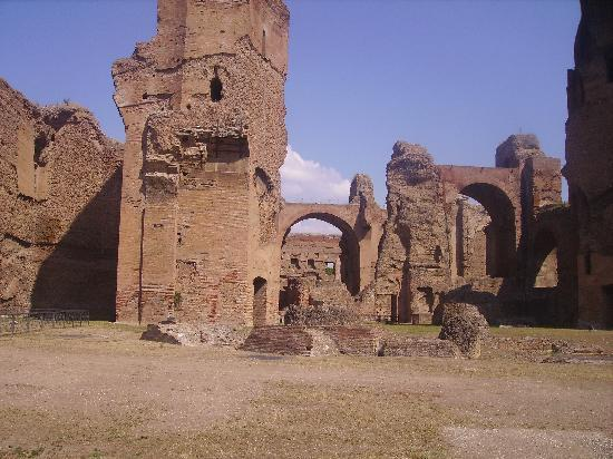 Baths of Caracalla (Terme di