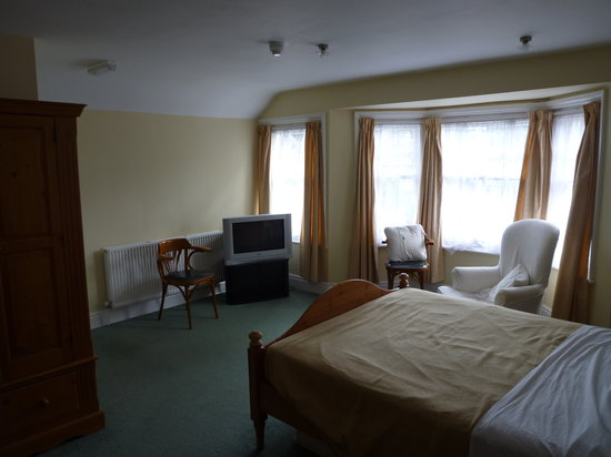 Lyndhurst, UK: Room 5
