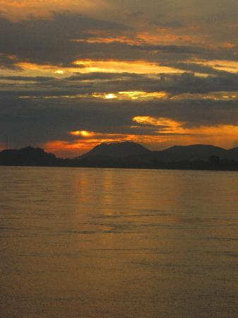 Guwahati, India: The Brahmaputra