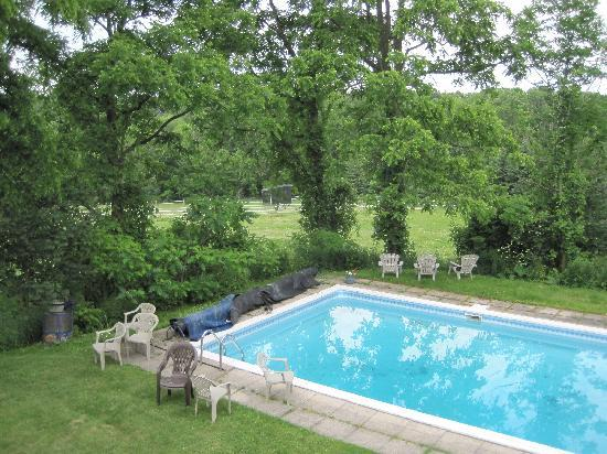 River Ridge Bed and Breakfast: Pool