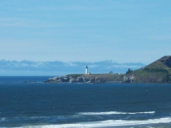 Newport, Oregón: Yaquina Lighthouse