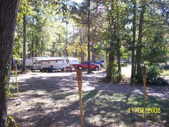 Indian Creek Campground (Louisiana/Independence ...