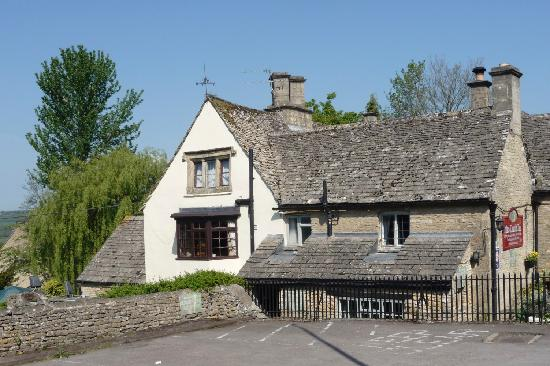 Great Rissington, UK: The Lamb Inn