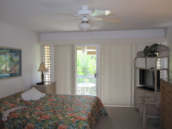 Hale Napili: Picture of our condo (studio with full kitchen)