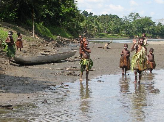 Papouasie-Nouvelle-Guinée : Life on the Sepik