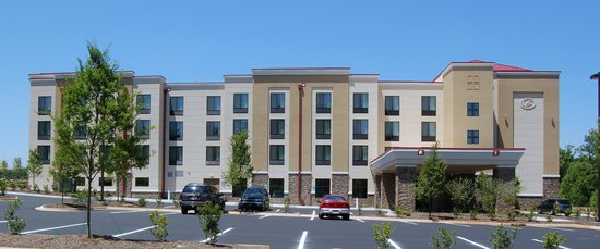 Comfort Suites Huntersville