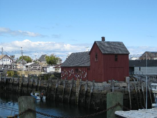 Cape Ann, MA : Iconic Shot of Rockport