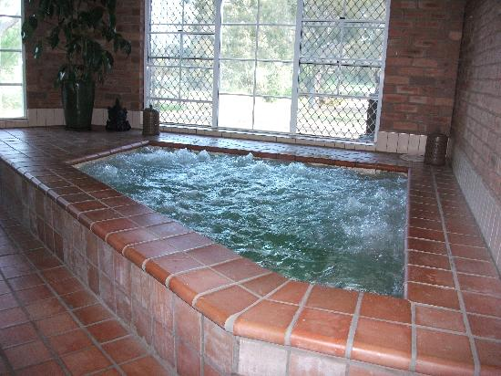 Albury, Australien: the indoor spa