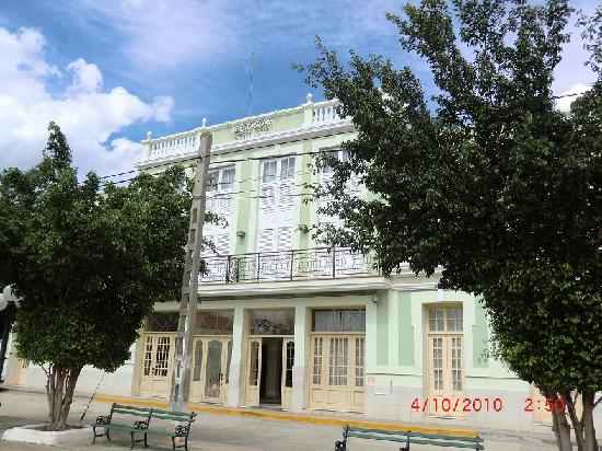 Our hotel, Iberostar, Trinidad, Cuba - Picture of ...