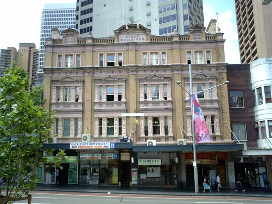 George Street Private Hotel
