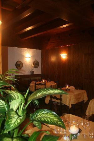 San Martino di Castrozza, Italien: Sala Ristorante