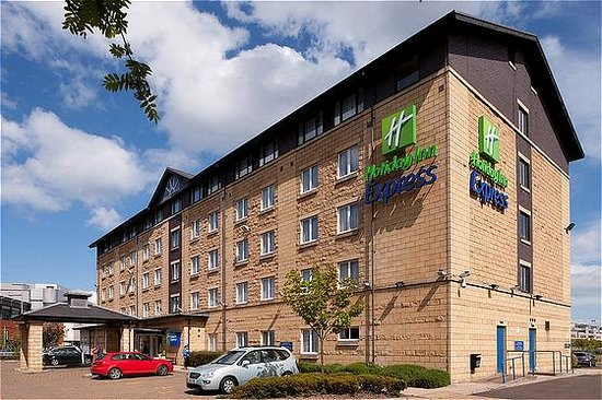 Holiday Inn Express Edinburgh - Waterfront: Holiday Inn Express hotel in Edinburgh Waterfront