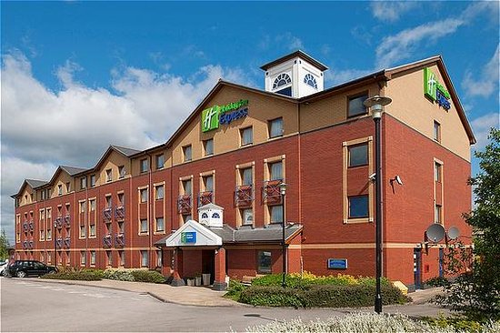 Holiday Inn Express Stoke-on-Trent: Holiday Inn Express Stoke on Trent