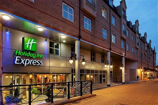 Holiday Inn Express London - Hammersmith: Holiday Inn Express London Hammersmith