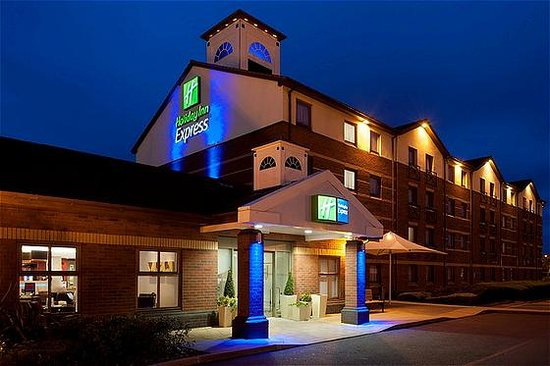 Derby Hotels Of Holiday Inn Express Derby Pride Park