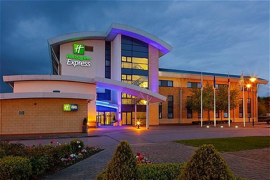 Holiday Inn Express Northampton M1, Jct 15: Holiday Inn Express Northampton