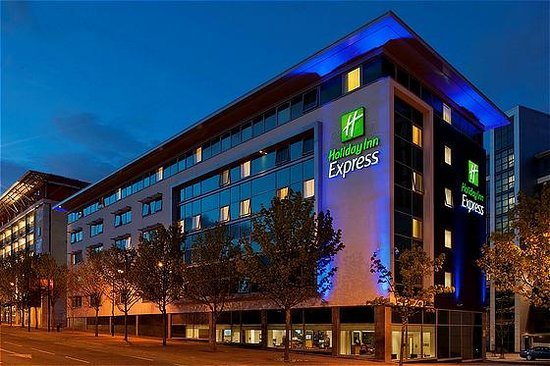 Holiday Inn Express Newcastle City Centre