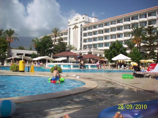 Tekirova, Türkei: the hotel