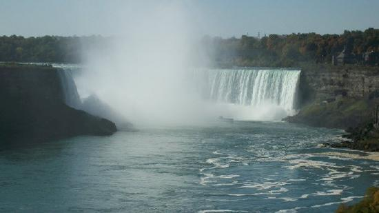 Angel's Hideaway : The Niagara Falls