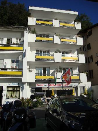 Hotel Garni Battello: the hotel