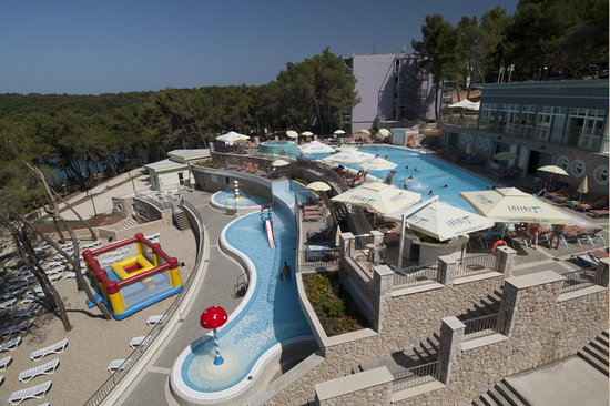 Hotel Vespera - family acqua fun swimming pools