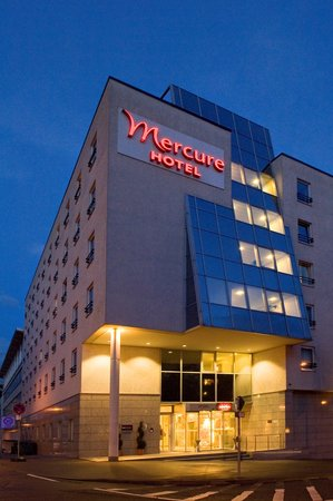 ‪Mercure Hotel Stuttgart City Center‬