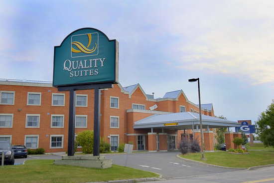 ‪Quality Suites Quebec City‬