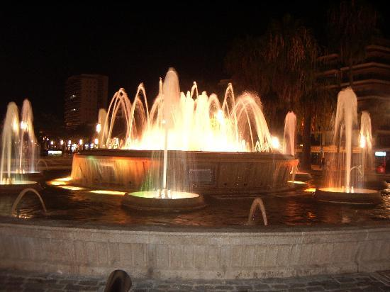 Salou at night