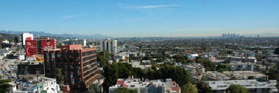 Hollywood Ouest, Californie : West Hollywood