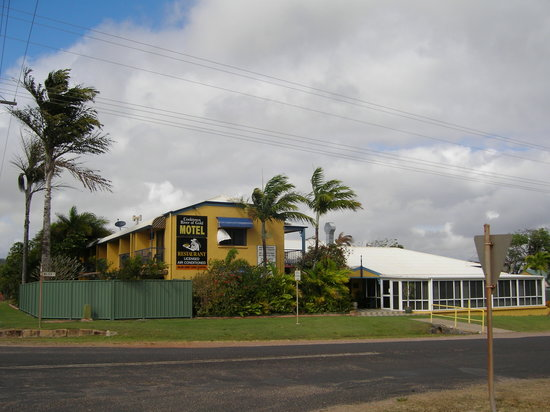 Cooktown, Australia: Front of River of Gold Motel