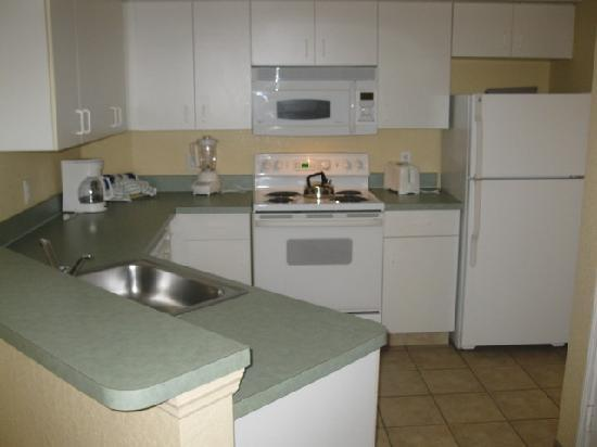 """Vacation Village at Parkway: """"A"""" Unit - Kitchen"""