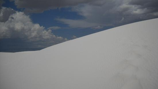 Las Cruces, Nouveau-Mexique : White Sands 