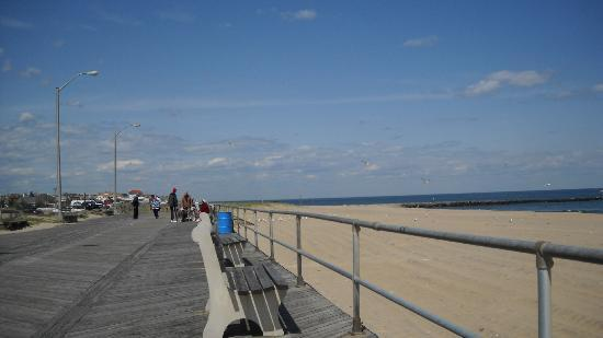 Nueva Jersey: Ashbury Park/boardwalk