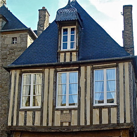 la maison pavie
